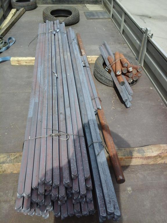 Квадрат стальной 35х35 из пружинной стали 55С2А в соответствии с ГОСТ 2591-88