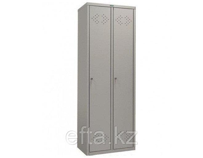 Металлический шкаф для раздевалок  LS 21-60
