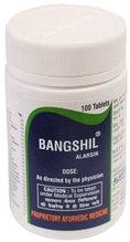 Бангшил - Тоник для мочеполовой системы (Bangshil ALARSIN), 100 таб., простатит, цистит, уретрит, пиелонефрит