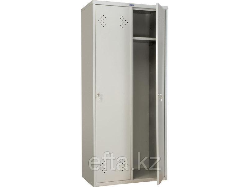 Шкаф для одежды металлический  LS 21-80