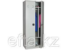 Шкаф для одежды металлический  LS(LE) 21-80D