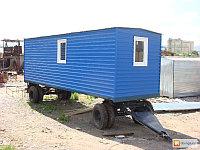 Жилой вагон на шасси, фото 1