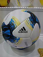 Мяч футбольный Adidas 2017 (replica)синий