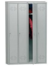Шкаф для одежды металлический  LS(LE) 41