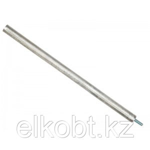 Анод магниевый d20/400 M6 10мм для бойлера водонагревателя