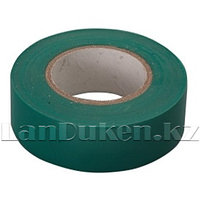 Изолента ПВХ 19 мм * 20 м зеленая 88797 (002)