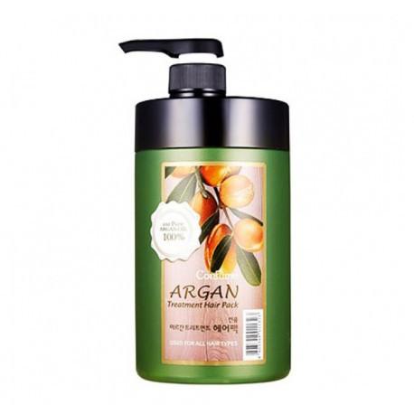 Welcos Аргановая маска для волос Confume Argan Treatment Hair Pack / 1000 гр.