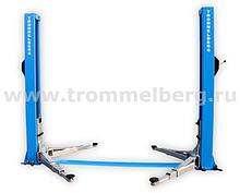 Подъемник двухстоечный симметричный Trommelberg TST55W (5.5 т)