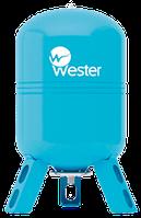 Мембранный бак со сменной мембраной для систем отопления Wester WAV200 (top)