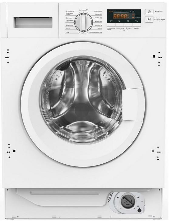 Встраиваемая стиральная машина Midea WMB814