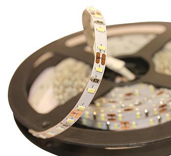 Не влагозащищенная светодиодная лента SMD 5630, 60 д/м (IP33), цвет - белый, 24V