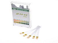 PHP59 Тест полоски 100шт pH от 4.5 до 9, фото 1
