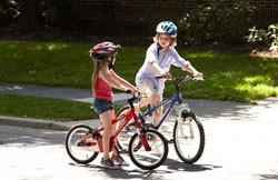 На что обратить внимание при выборе первого велосипеда для ребенка?