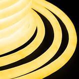 Неоновый шнур, 220 в неон холодный, флекс, круглый неон, 360 градусов. Все цвета. 16 мм, фото 10