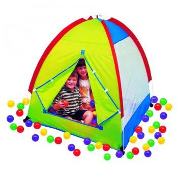Детский домик + 200 шаров Calida Дом