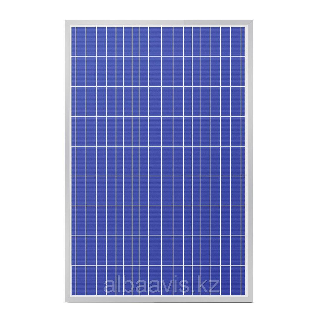 Солнечная панель поликристалическая SVC P-140 солнечные батареи