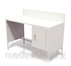 Стол медицинский постовой (металлический), фото 2