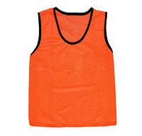 Манишки для футбола(оранжевые)