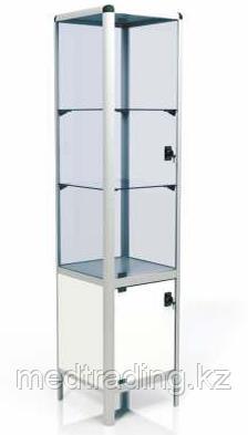 Шкаф медицинский с сейфом, фото 2