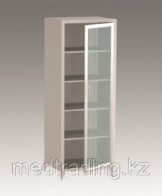 Шкаф металлический одностворчатый