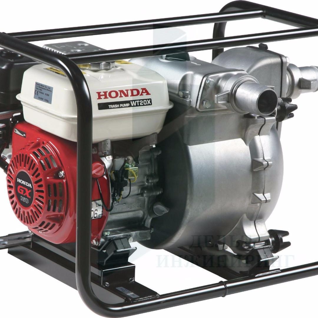 Мотопомпа Honda WT 20