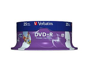 DVD+R 4.7GB Verbatim Printable, фото 2