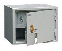 Металлический бухгалтерский шкаф КБ - 02т / КБС - 02т , фото 2