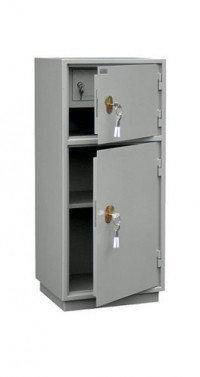 Металлический бухгалтерский шкаф КБ - 042т / КБС - 042т , фото 2
