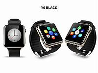 Часы телефон Y6 (Сенсорный экран!)