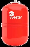 Бак мембранный для систем отопления Wester WRV 8