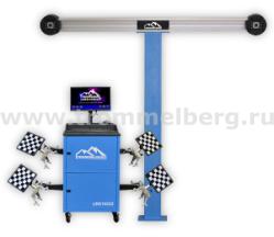 """3D Стенд """"развал-схождения"""" Trommelberg URS 183D2 с фиксированной балкой"""