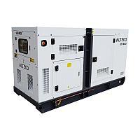 Дизельный генератор ALTECO S120 WKD , фото 1