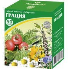 Травяной сбор Грация, нормализация веса, 20 ф/пак