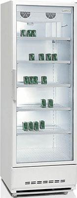 Витринный холодильник Бирюса-460НВЭ-1