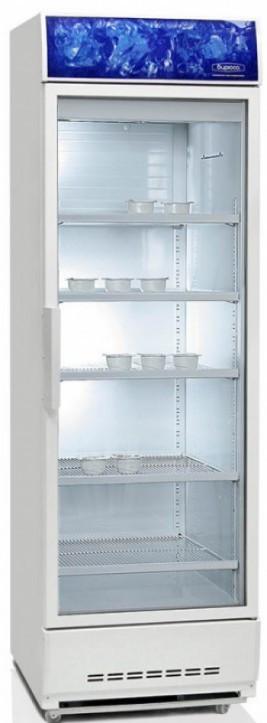 Витринный холодильник Бирюса-B460P