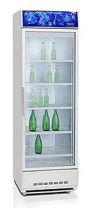 Витринный холодильник Бирюса-R520SPZZNQL