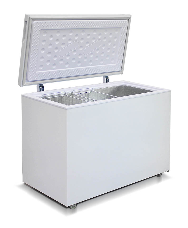 Морозильные лари Бирюса-355vK