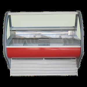 Витринный холодильник гастроном, кондитерская