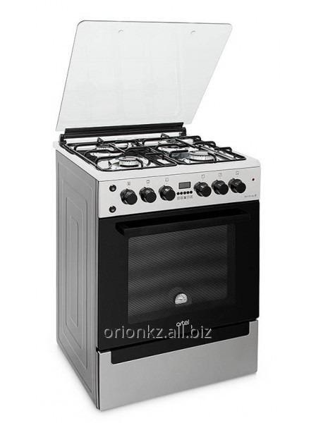 Плита газовая APETITO (60X60) базовая серый