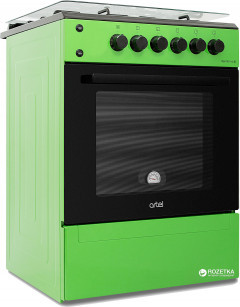 APETITO-E (60X60) базовая эл духовка (зеленый)