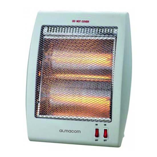 Галогенный оборгеватель Almacom HH-08-2H