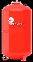 Бак мембранный для систем отопления Wester WRV 50
