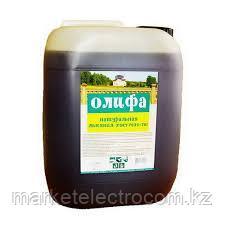 Олифа полимеризованная натуральная