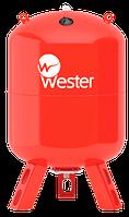 Бак мембранный для систем отопления Wester WRV200 (top)