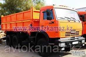 Самосвал КамАЗ 45143-012-15 (Сборка РК, 2016 г.)