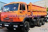 Самосвал КамАЗ 45143-012-15 (Сборка РФ, 2017 г.), фото 2