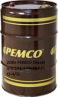 PEMCO Diesel G-5 SAE 10W40 API CI-4/SL