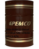 PEMCO Diesel G-7 Blue SAE 10W40  API CJ-4/SL, фото 1