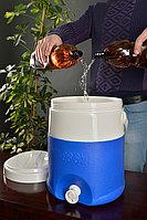 Термос-раздатчик Ecotronic CoolStrong-13 Blue, фото 4