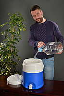 Термос-раздатчик Ecotronic CoolStrong-13 Blue, фото 5